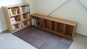 本棚スペース
